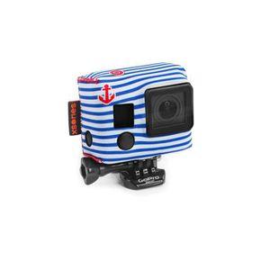 XSories - TUXSEDO - Housse en néopr?ne pour caméra GoPro avec Caisson standard ou de plongée - SAILOR SAM