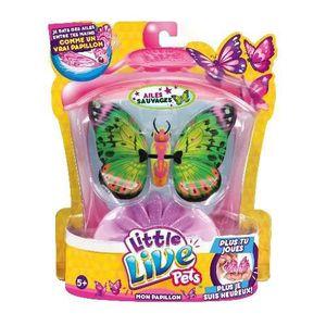 LITTLE LIVE PETS Papillon Interactif Sauvage