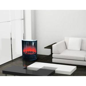 CARRERA Celeste 1800 watts Cheminée électrique décorative