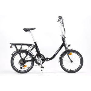 MAKADAM Vélo Electrique Pliant E-POCKET 36V/6,45Ah