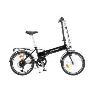MAKADAM Vélo Assistance Electrique VAE Pliant E-Pocket 36V/9Ah