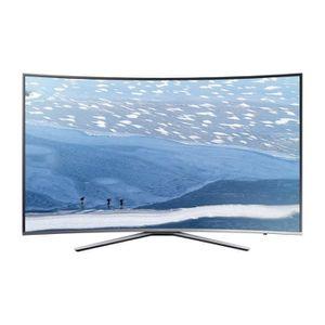 SAMSUNG - UE43KU6500UXZF - TV UHD 43'' (108cm), Ecran Incurvé, Smart TV, 1600 PQI - Gris
