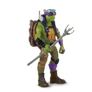 TORTUES NINJA Movie 2 Figurine Deluxe ? Fonction Donatello