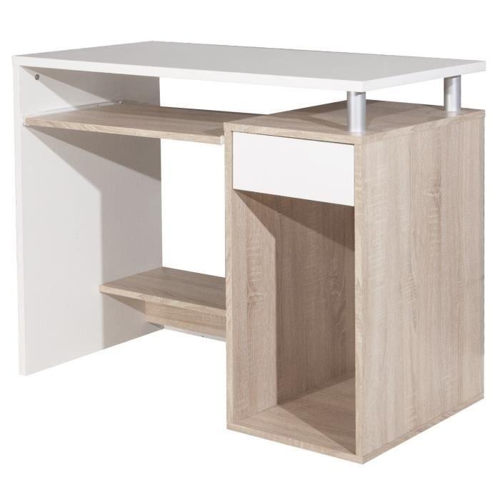 bureau 80 cm longueur table de cuisine. Black Bedroom Furniture Sets. Home Design Ideas