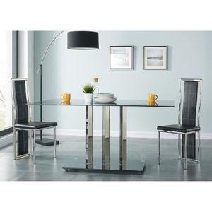 TABLE A MANGER SEULE TRIBECA Table à manger de 6 à 8 personnes style co
