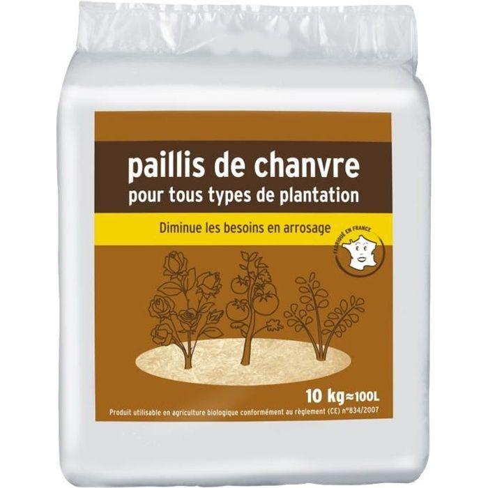 Paillis achat vente paillis pas cher les soldes sur - Paillis de chanvre ...