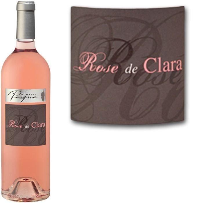 VIN ROSE Dom. Pasqua Rosé de Clara  IGP ILE DE BEAUTE 2013