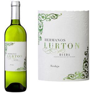 VIN BLANC Hermanos Lurton Rueda Verdejo 2013 - Vin blanc