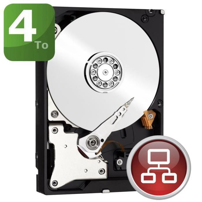 """wd red 4to 64mo 3.5"""" Achat / Vente WD Red 4To 64Mo 3.5"""" Soldes* d"""