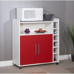 Amenagement meuble de cuisine achat vente amenagement meuble de cuisine pas cher cdiscount - Desserte micro onde but ...