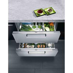 R frig rateur encastrable hotpoint achat vente pas cher cdiscount - Refrigerateur horizontal encastrable ...