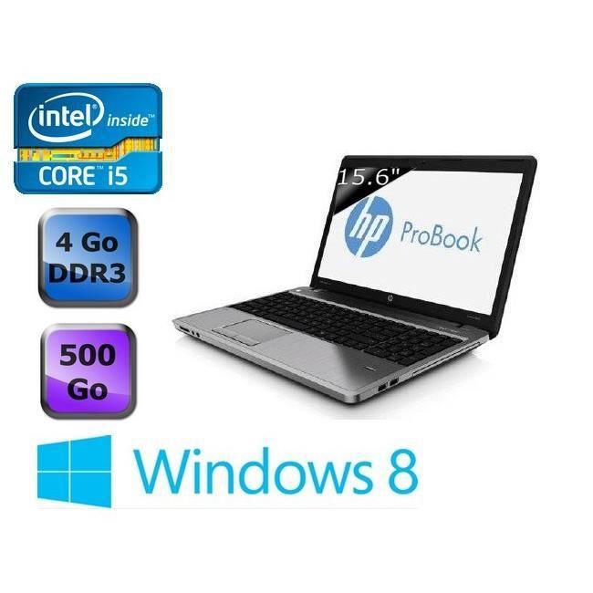 probook 4540s achat vente ordinateur portable probook 4540s soldes d t cdiscount. Black Bedroom Furniture Sets. Home Design Ideas