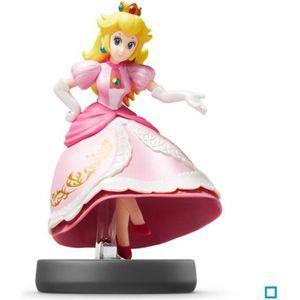 FIGURINE DE JEU Figurine Amiibo Peach Super Smash Bros N°2
