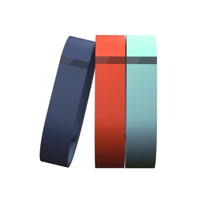 FITBIT Lot de 3 bracelets Classiques pour FLEX , B