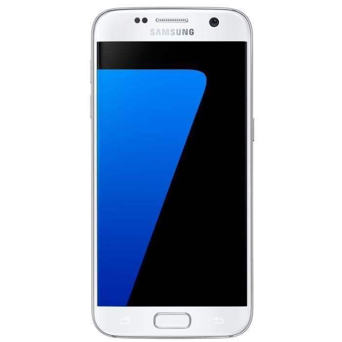 samsung galaxy s7 blanc chargeur induction. Black Bedroom Furniture Sets. Home Design Ideas