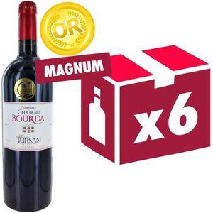 VIN ROUGE Magnum Premium Château BourdaTursan - Vin Rouge