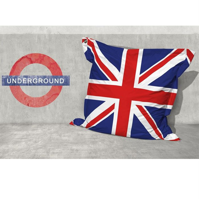 big coussin anglais underground achat vente coussin. Black Bedroom Furniture Sets. Home Design Ideas