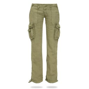le temps des cerises pantalon lin femme kaki achat vente pantalon le temps des cerises. Black Bedroom Furniture Sets. Home Design Ideas