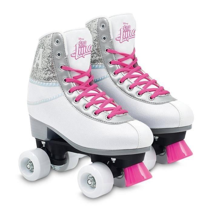 soy luna patins roulettes entrainement ambre taille 32 37 achat vente patin quad les. Black Bedroom Furniture Sets. Home Design Ideas