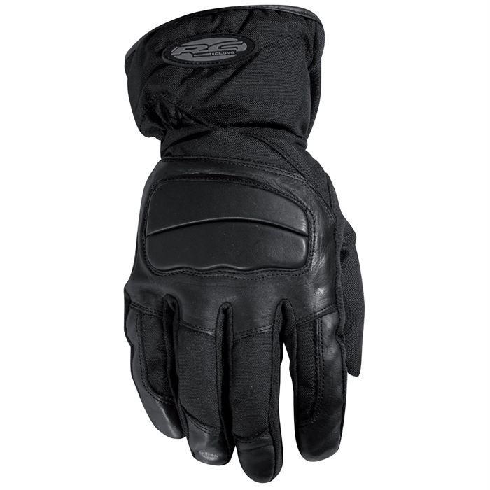 rc gants cuir et nylon tramp noir achat vente gants sous gants rc gants cuir et nylon. Black Bedroom Furniture Sets. Home Design Ideas