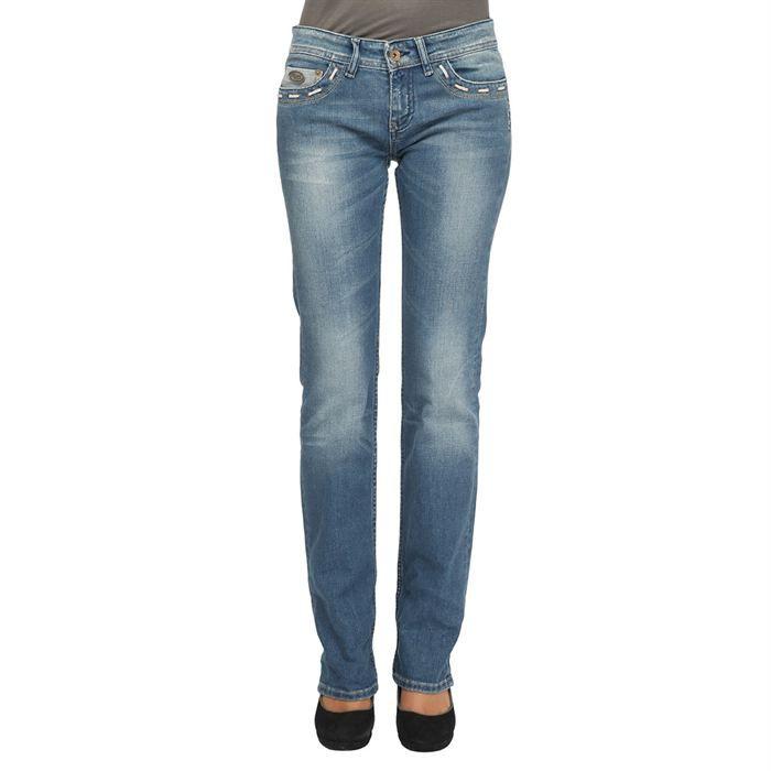 kaporal jean femme brut washed achat vente jeans. Black Bedroom Furniture Sets. Home Design Ideas