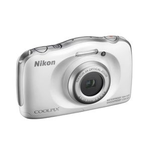 APPAREIL PHOTO COMPACT NIKON COOLPIX S33 Appareil photo Compact étanche -