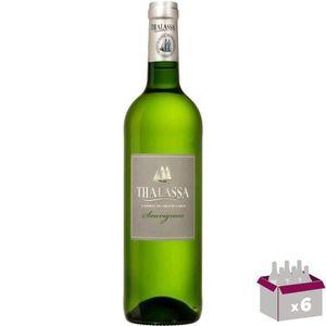 VIN BLANC Thalassa Sauvignon Blanc 75cl vin blanc