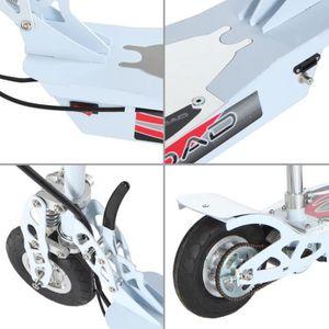 Trottinette Electrique Enfant 180W Blanc avec Sell