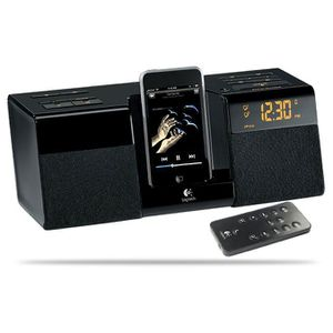 STATION D'ACCUEIL LOGITECH Pure-Fi Anytime