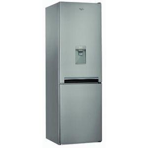 RÉFRIGÉRATEUR CLASSIQUE WHIRLPOOL BLFV8101OXAQUA - Réfrigérateur congélate