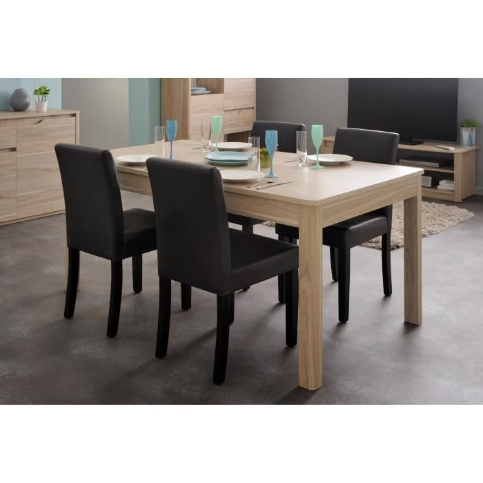 Table scandinave extensible - Achat / Vente Table scandinave ...