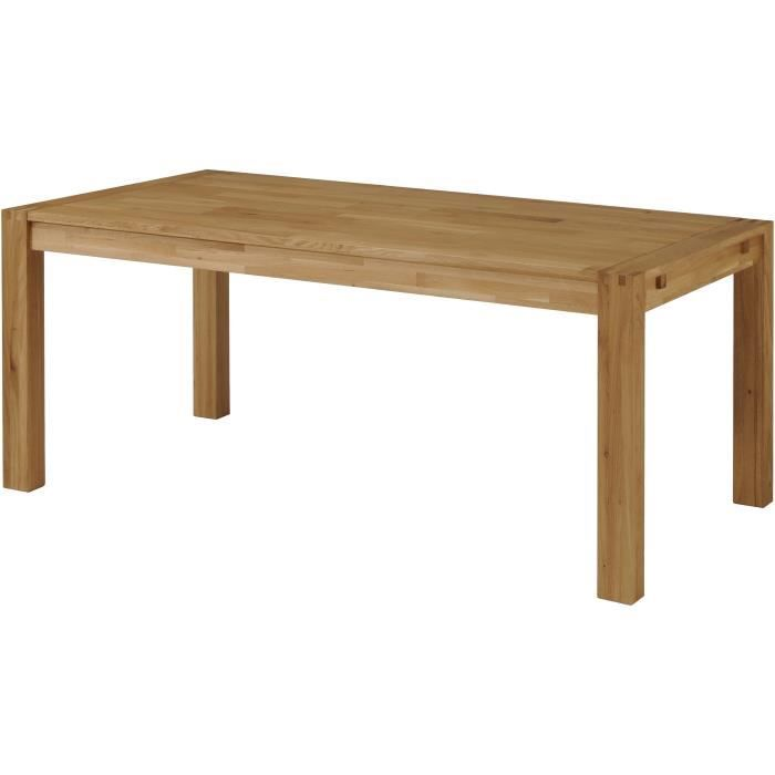 Table nathan achat vente table nathan pas cher cdiscount for Taille table 8 personnes