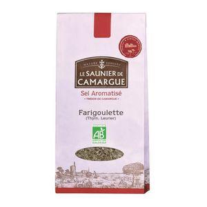 SEL Sachet Kraft Sel de Camargue à la Farigoulette 250