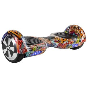 HOVERBOARD MPMAN Hoverboard G1 Street Art - Gyropode