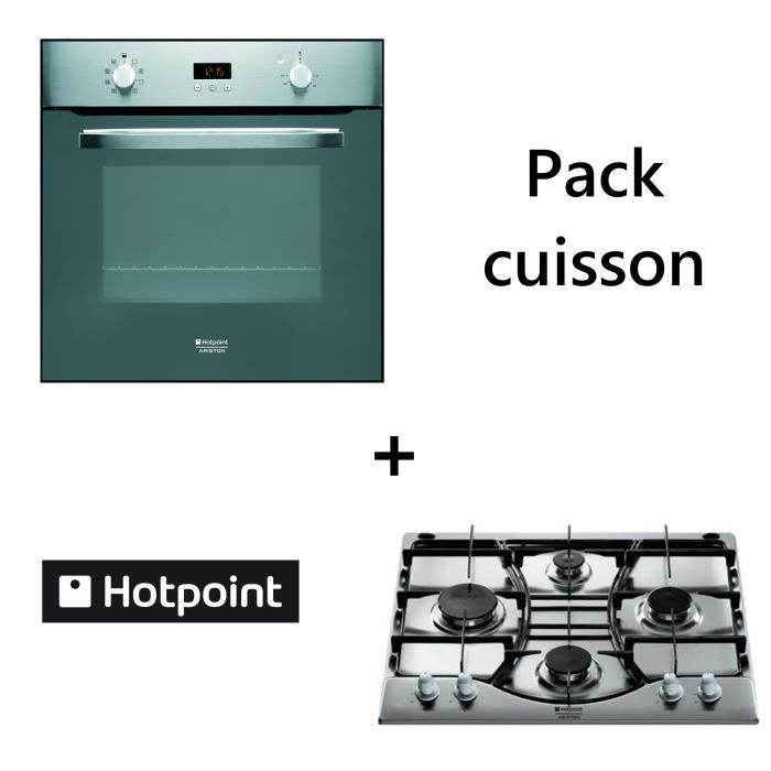 hotpoint pack de cuisson four table hotasx table electrom nager. Black Bedroom Furniture Sets. Home Design Ideas