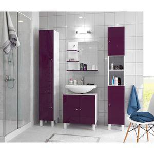 Rangement salle de bain achat vente rangement salle de for Colonne salle de bain largeur 30 cm