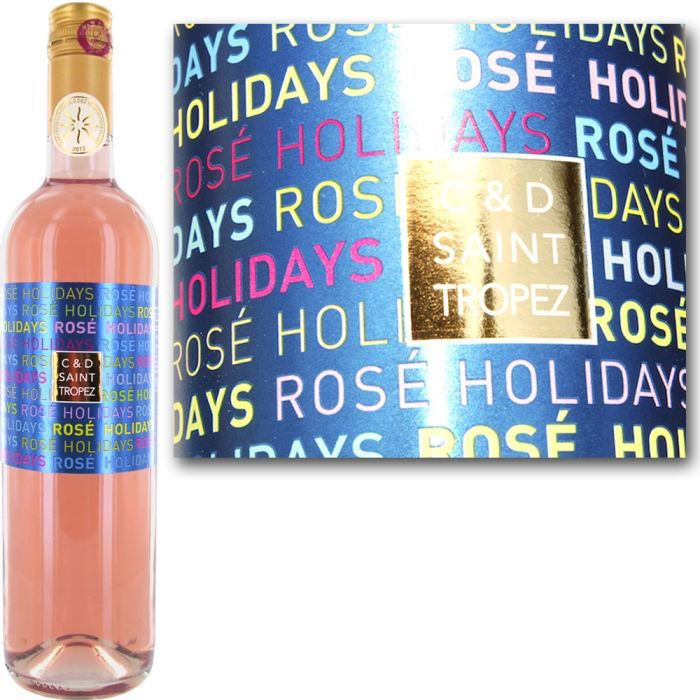 VIN ROSE Rosé Holidays