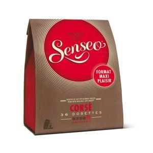 SENSEO Corsé 36 Dosettes 250g (x10)
