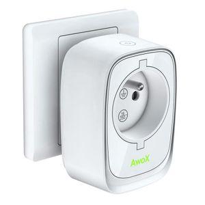 PRISE TÈLÈCOMMANDÈE AWOX Prise connectée Bluetooth SmartPLUG