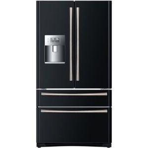 Refrigerateur americain noir achat vente refrigerateur americain noir pas cher - Refrigerateur americain 3 portes ...