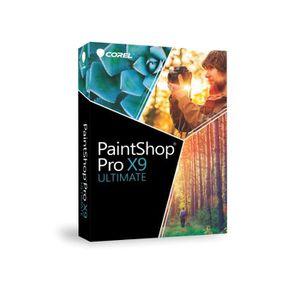 CRÉATION NUMÉRIQUE PaintShop Pro X9 Ultimate
