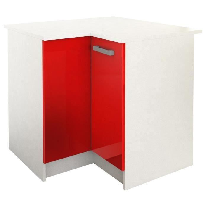 meuble de cuisine bas d 39 angle achat vente meuble de cuisine bas d 39 angle pas cher les. Black Bedroom Furniture Sets. Home Design Ideas