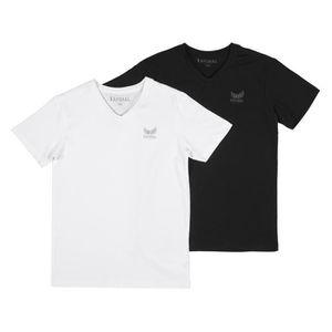 T-SHIRT KAPORAL 5 Lot De 2 T-shirts Dift Enfant Garçon