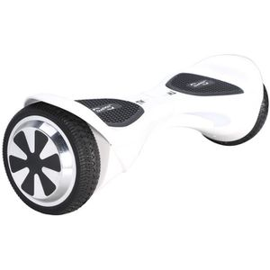 "HOVERBOARD TAAGWAY Hoverboard Électrique 6,5"" Blanc Bluetooth"