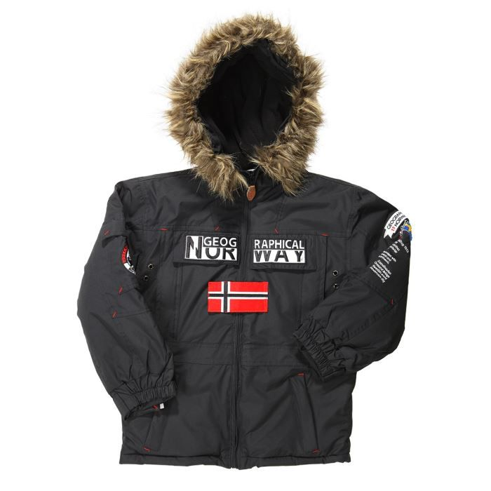 geographical norway parka ariel gar on achat vente blouson manteau geographical norway. Black Bedroom Furniture Sets. Home Design Ideas