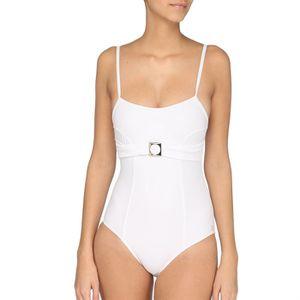 longboard maillot de bain 1 pi ce femme blanc achat vente maillot de bain longboard maillot. Black Bedroom Furniture Sets. Home Design Ideas