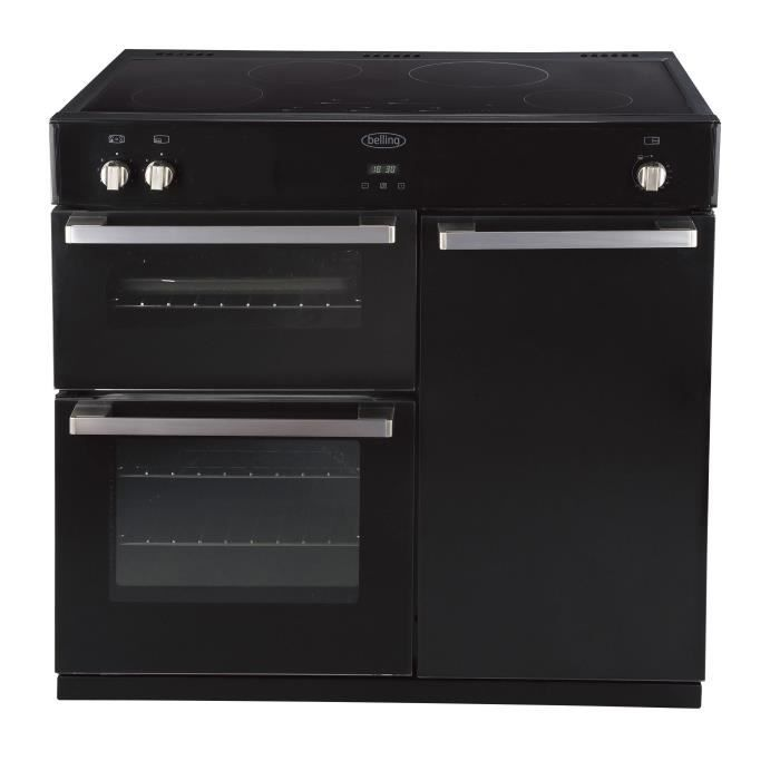 Belling pbelldb490blk piano de cuisson achat vente for Meilleure cuisiniere a induction