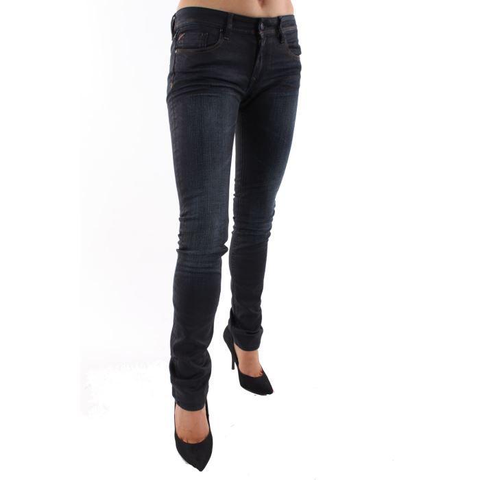 kaporal jean slim femme brut washed achat vente jeans. Black Bedroom Furniture Sets. Home Design Ideas