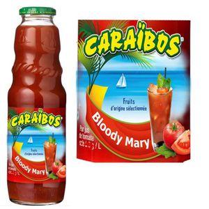 caraïbos bloody mary  75cl