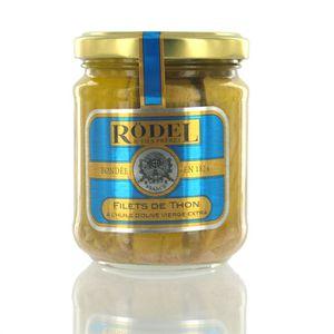 PRODUIT DE THON Filet Thon Huile d'olive 125g